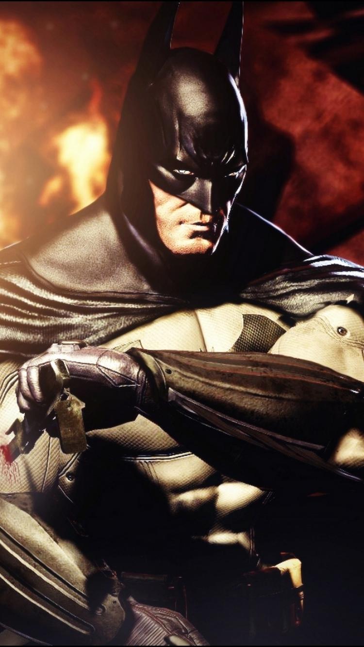 Batman Arkham City Wallpaper Hd Background Download - Batman: Arkham City , HD Wallpaper & Backgrounds