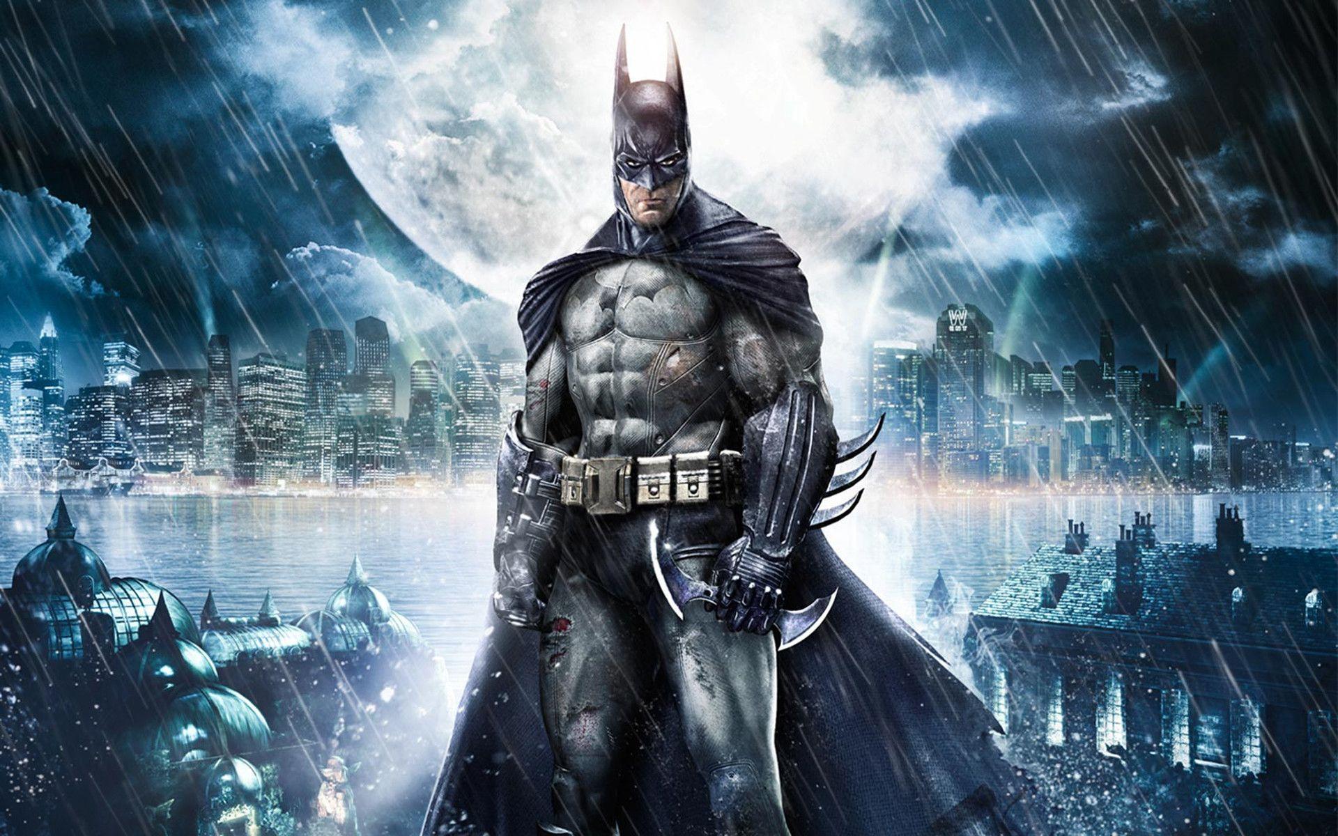 Arkham Asylum Hd Wallpapers Batman Arkham Asylum Wallpaper 4k
