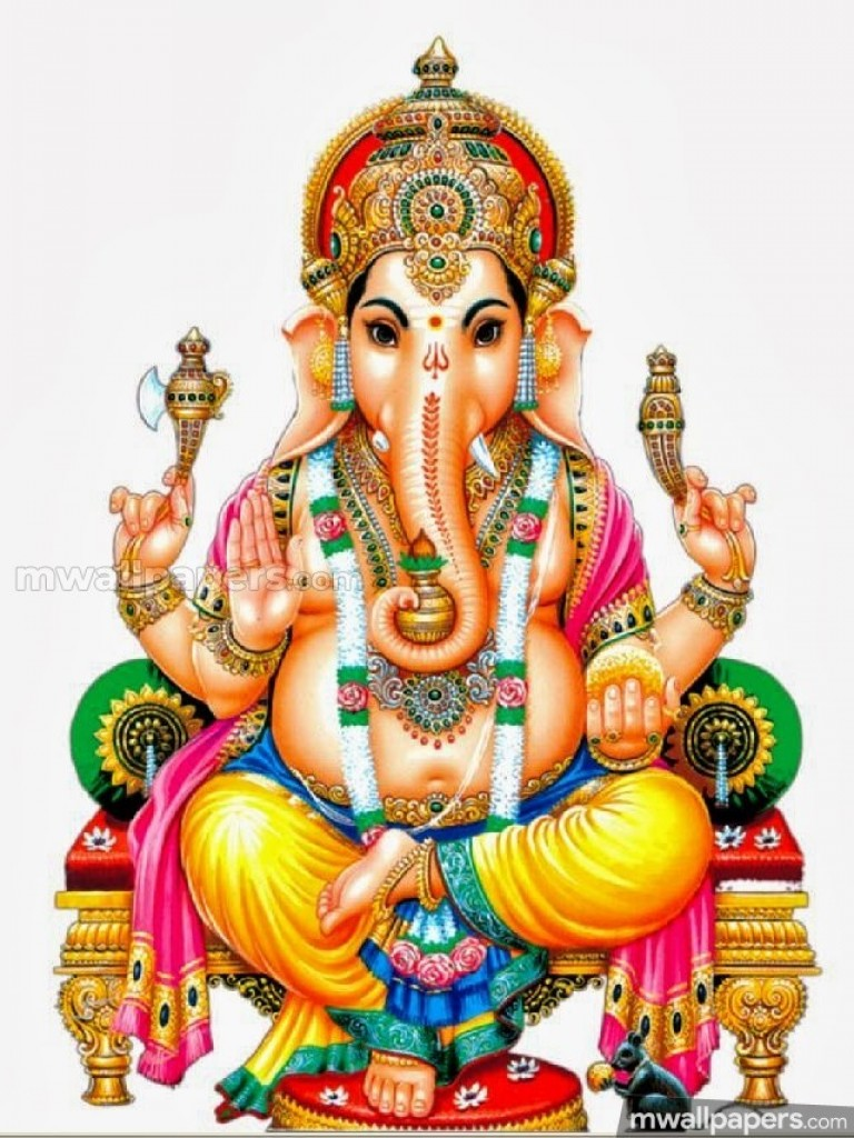 You Can Choose Your Mobile Phone Model Using The Menu - Lord Ganesha , HD Wallpaper & Backgrounds