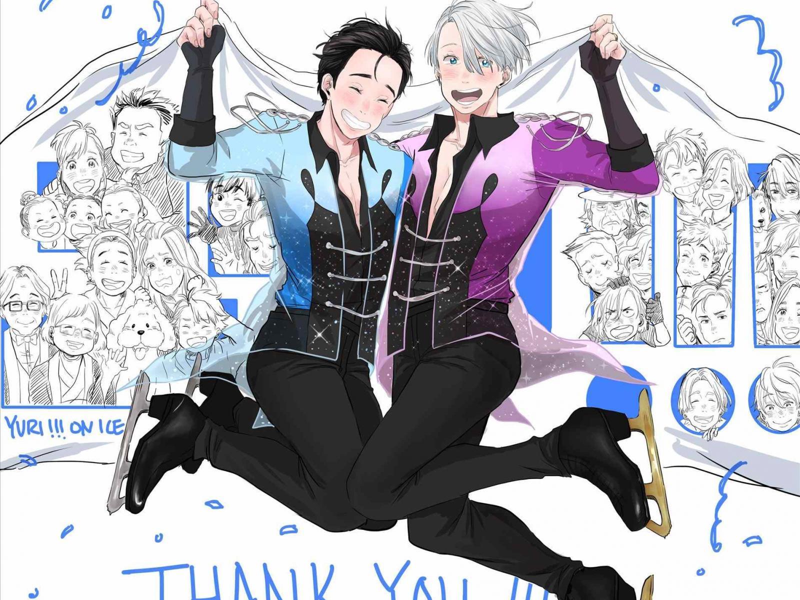 De Yuri On Ice 2069219 Hd Wallpaper Backgrounds Download