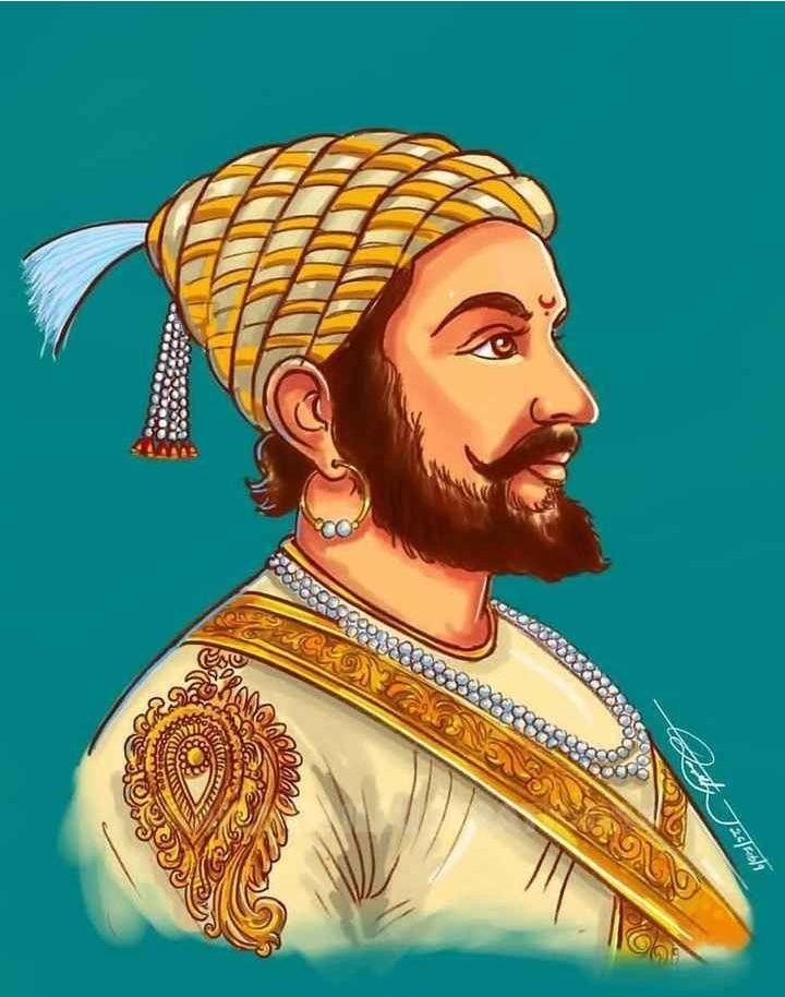 My Lord Shri Chatrapati Shivaji Maharaj Shivaji Maharaj - Chhatrapati Shivaji Maharaj , HD Wallpaper & Backgrounds