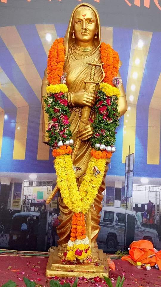 Sambaji Shahaji Bhosale, Shivaji Maharaj - 12 January 2019 Jijau Jayanti Hd , HD Wallpaper & Backgrounds