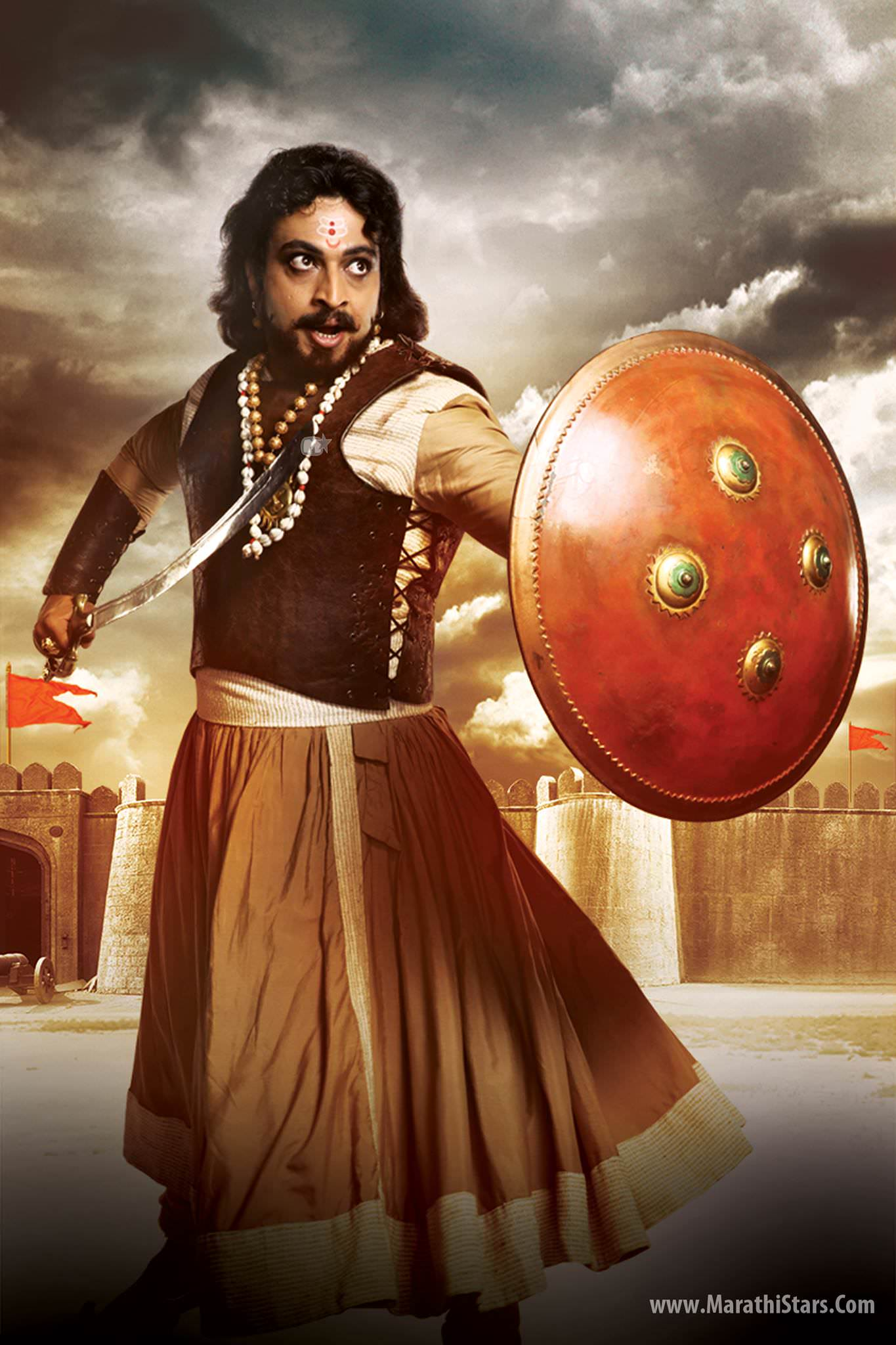 Sambhaji Maharaj Zee Marathi Serial Promo - Sambhaji Maharaj Zee Marathi , HD Wallpaper & Backgrounds