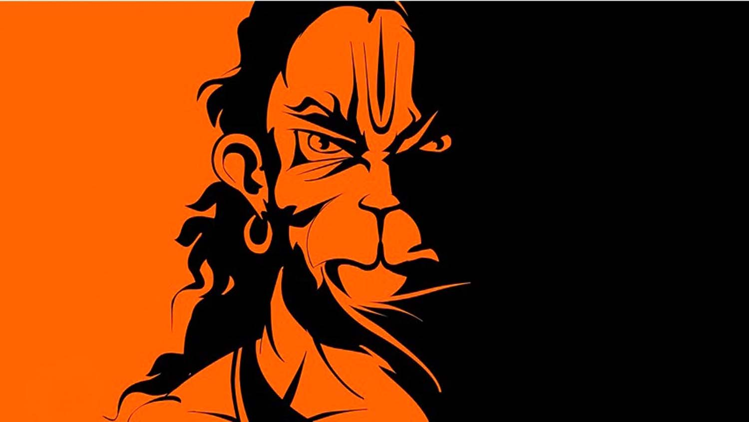 Bajrangbali Wallpaper 3d Angry Full Hd Hanuman 2071890 Hd Wallpaper Backgrounds Download