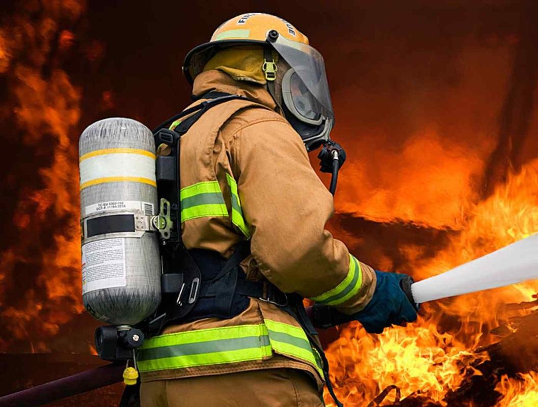 Firefighter Wallpapers Semana Nacional De Proteccion