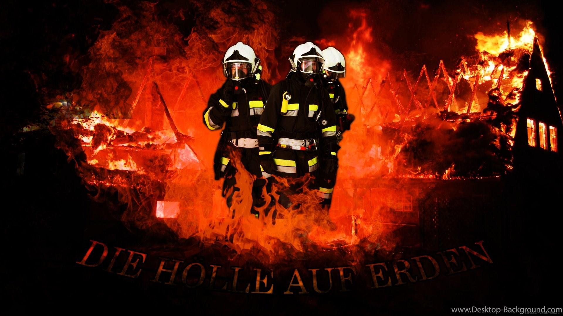 Firefighter Wallpapers Hd Desktop Background Firefighter