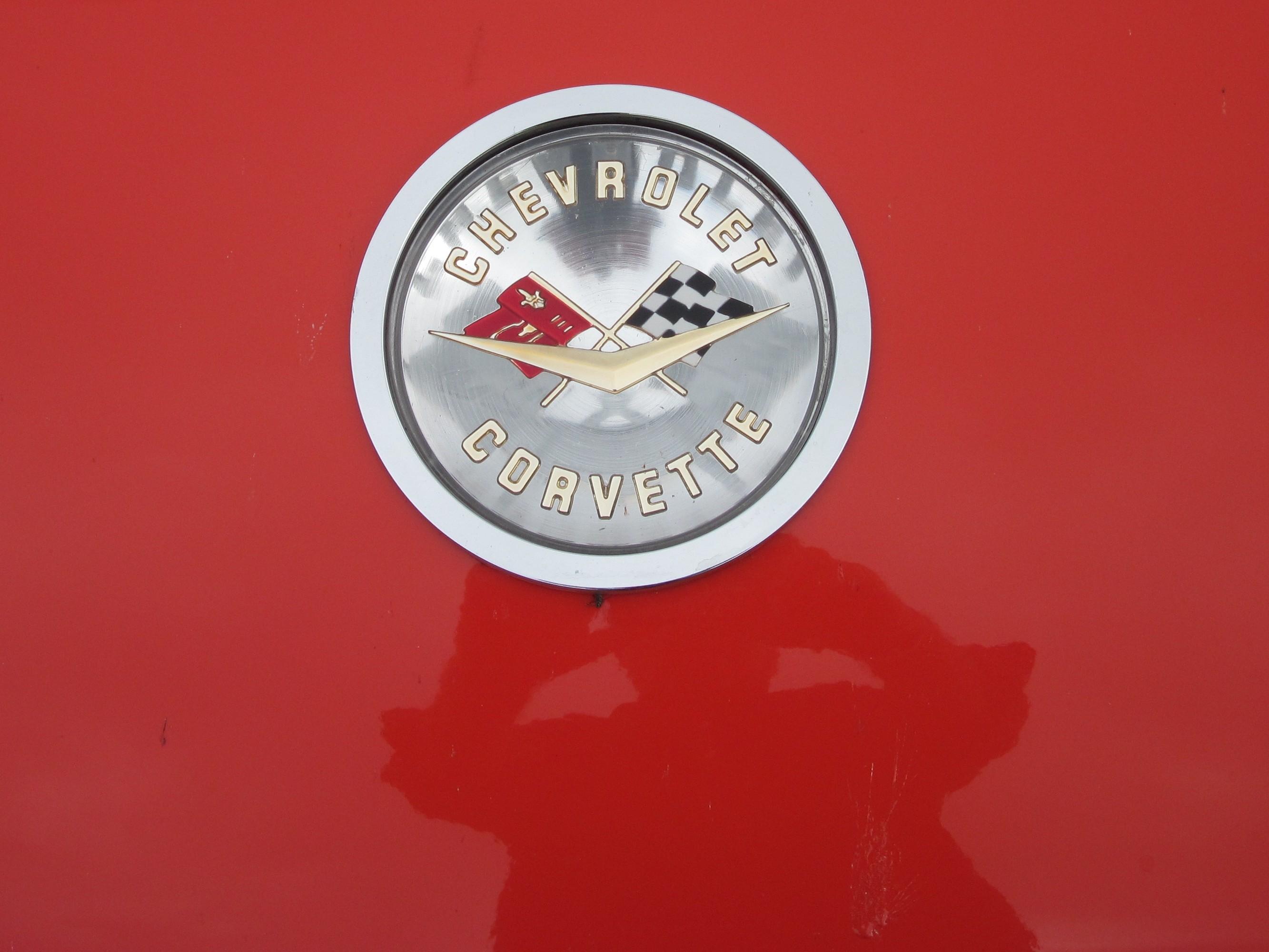 Chevrolet Corvette Logo Wallpaper Chevrolet Corvette