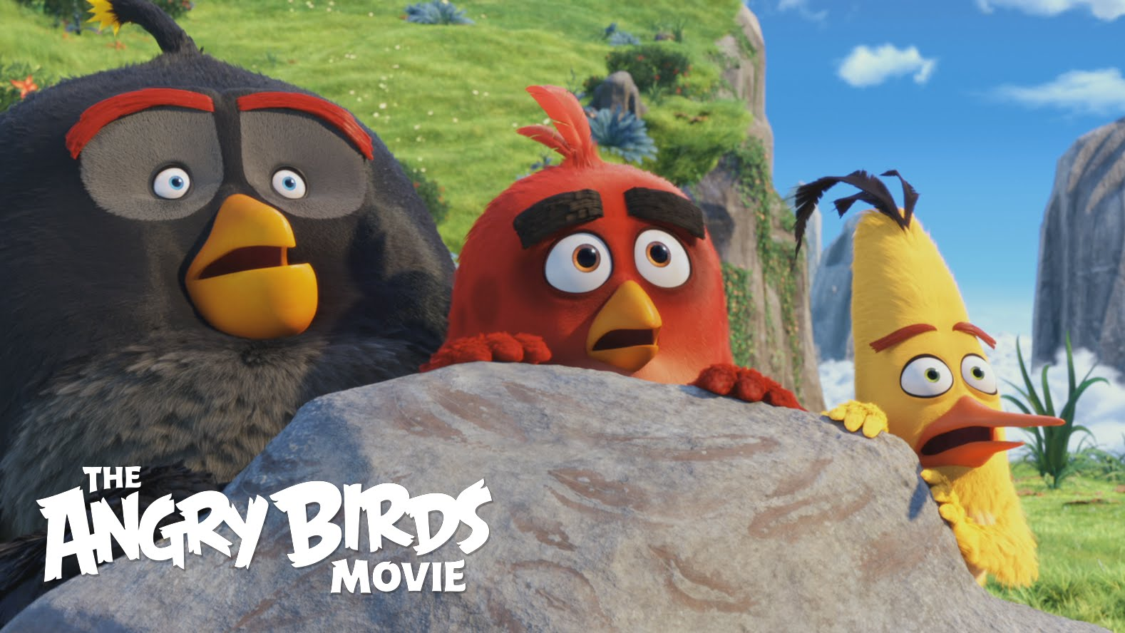 Angry Birds Movie Wallpapers - Angry Birds Movie , HD Wallpaper & Backgrounds