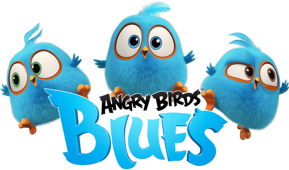 Angry Birds Hd Wallpapers Free Download - Angry Birds Blues Series , HD Wallpaper & Backgrounds