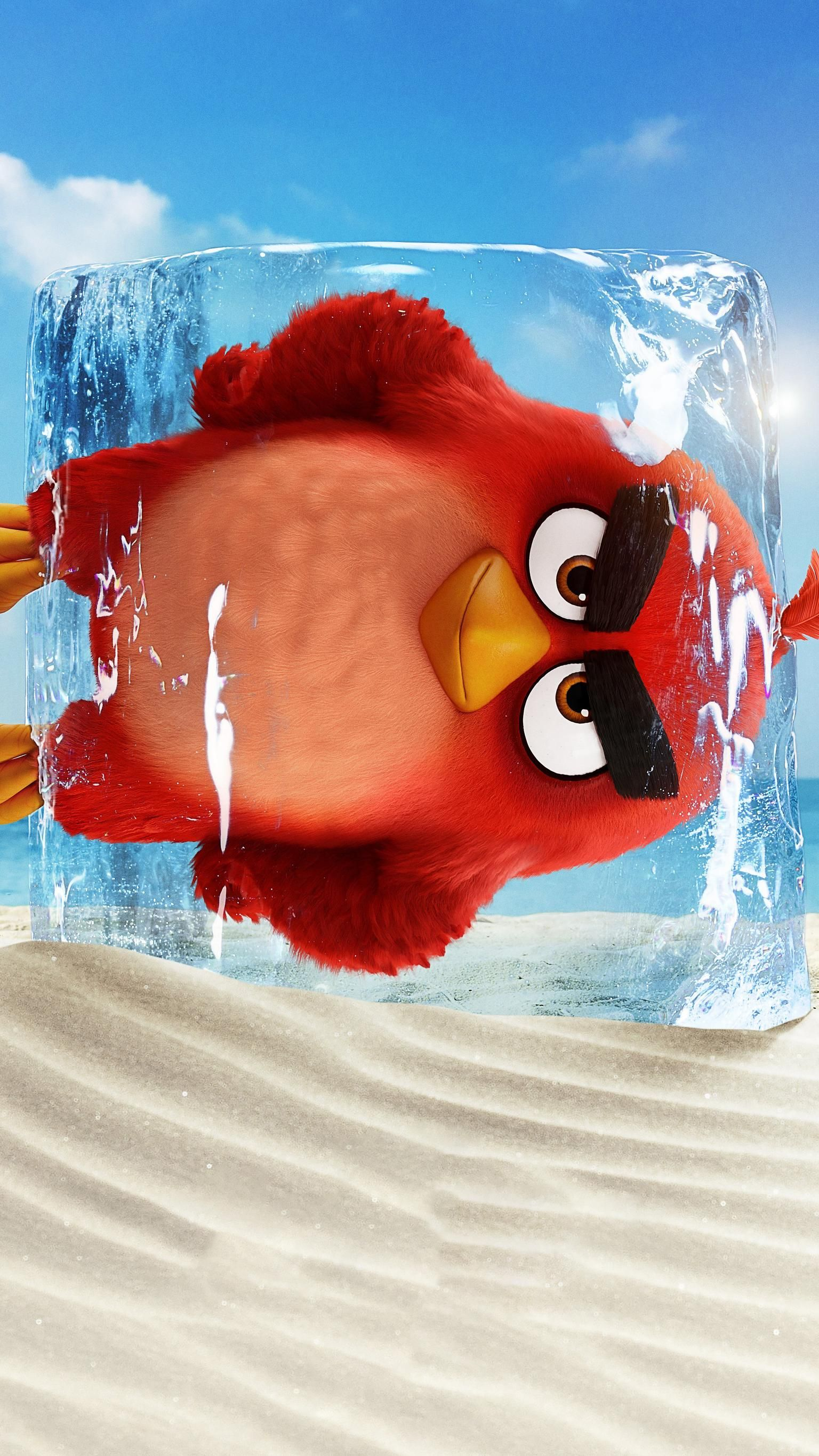 The Angry Birds Movie 2 Phone Wallpaper - Angry Birds Movie 2 , HD Wallpaper & Backgrounds