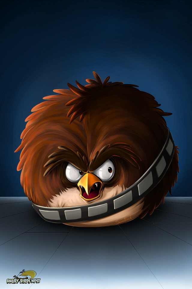 Angry Birds Wallpaper For I Phone , HD Wallpaper & Backgrounds