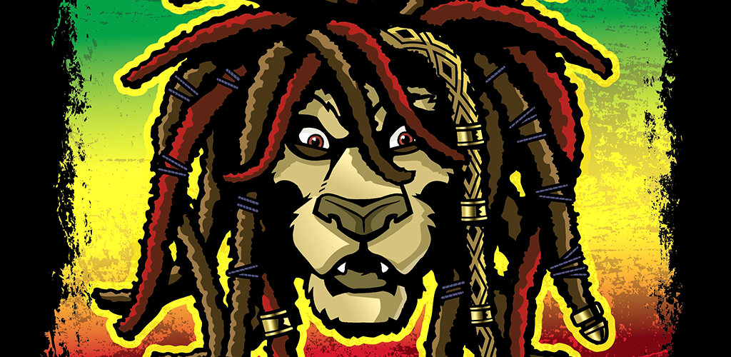 Customers Who Bought This Item Also Bought - Rasta Lion , HD Wallpaper & Backgrounds