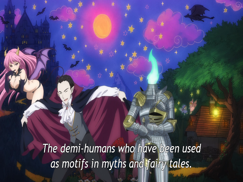 Various Demi Humans Anime Interviews With Monster Girl 2082635