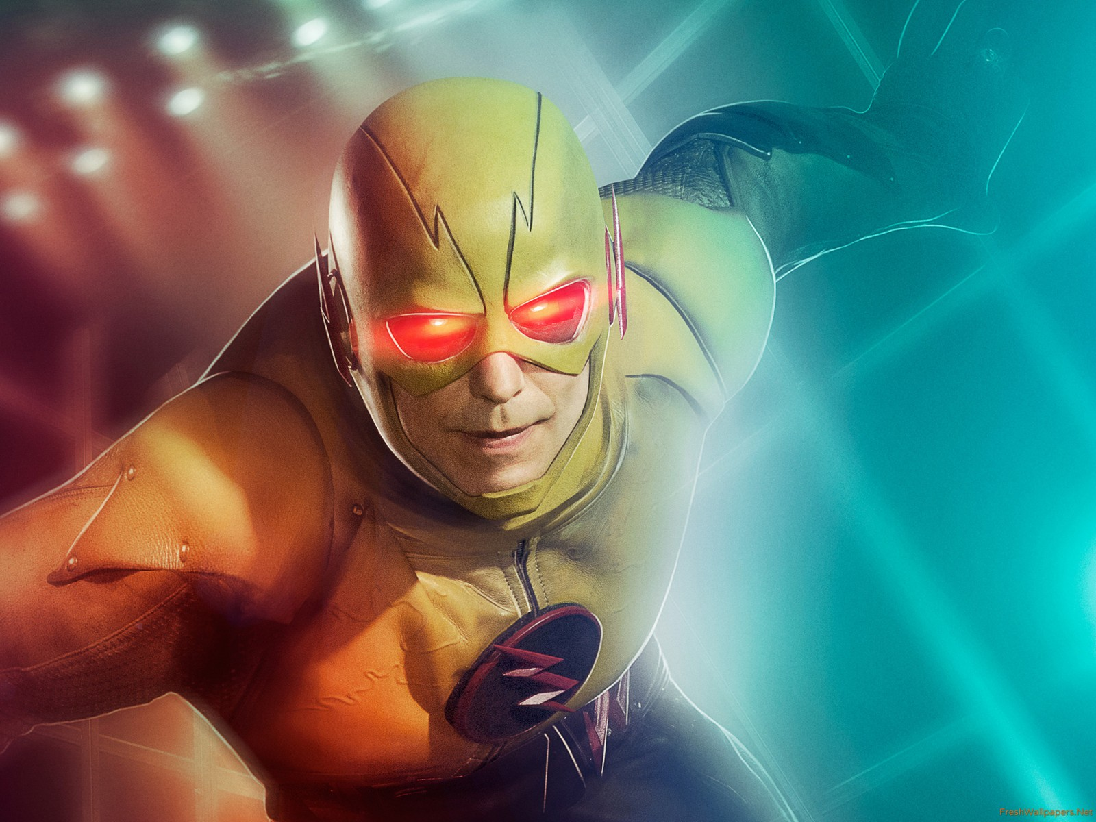 Eddie Thawne In The Flash Wallpaper Reverse Flash Wallpaper Hd