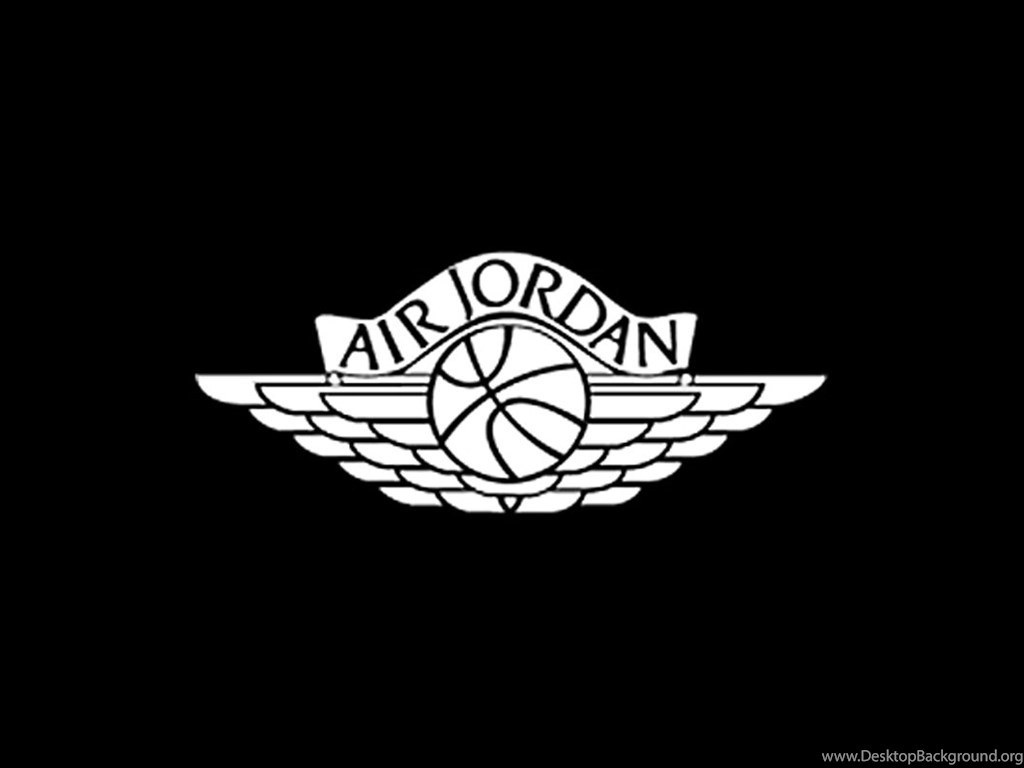 Fullscreen Air Jordan Retro Logo 2085749 Hd Wallpaper Backgrounds Download