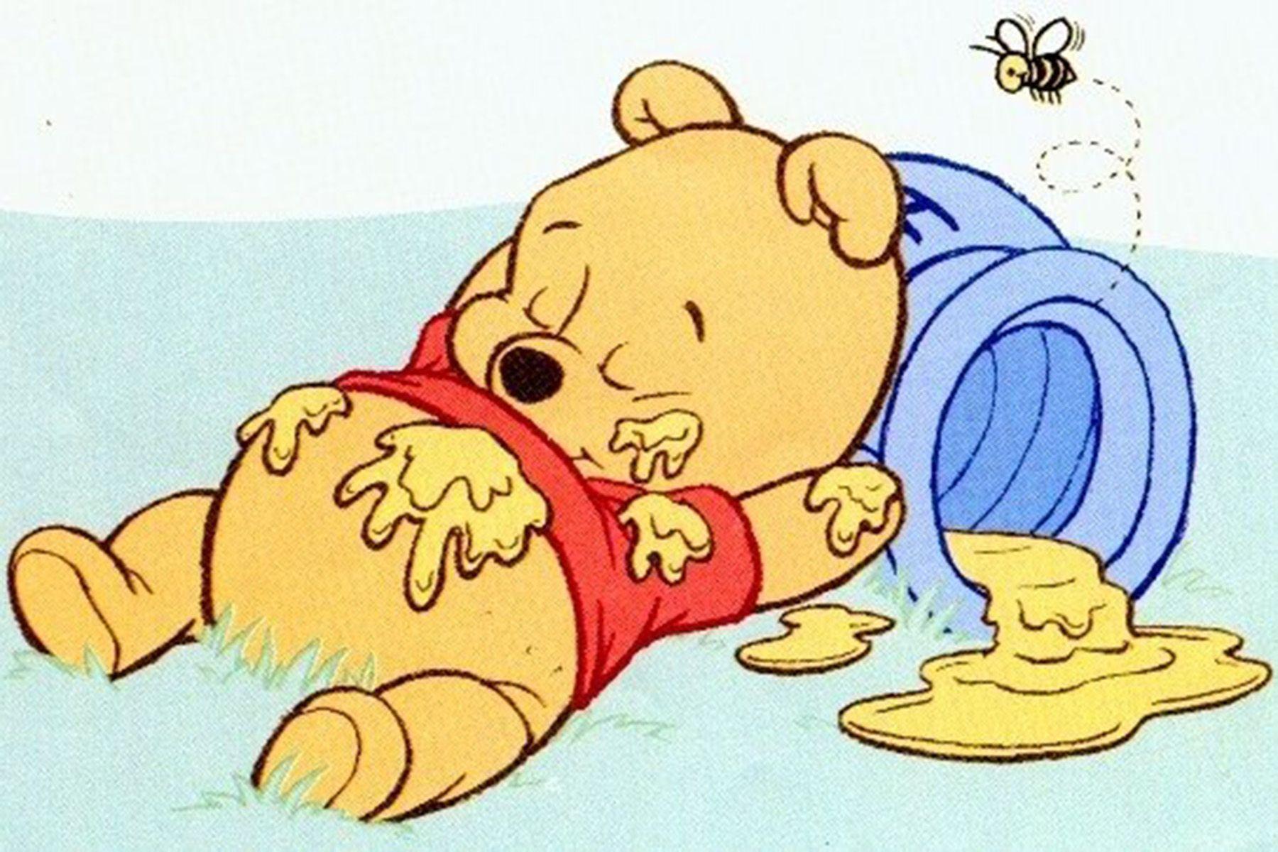 Winnie The Pooh Cute Wallpapers Cute Baby Winnie The Pooh