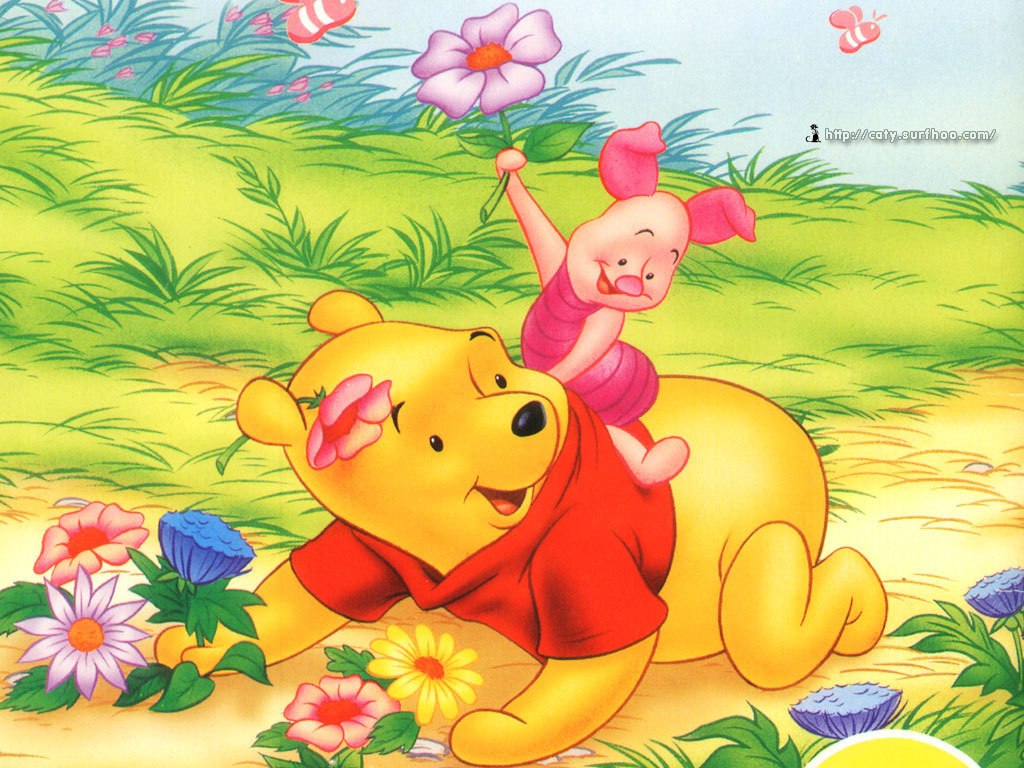 Winnie Baby Pooh And Piglet 2088197 Hd Wallpaper