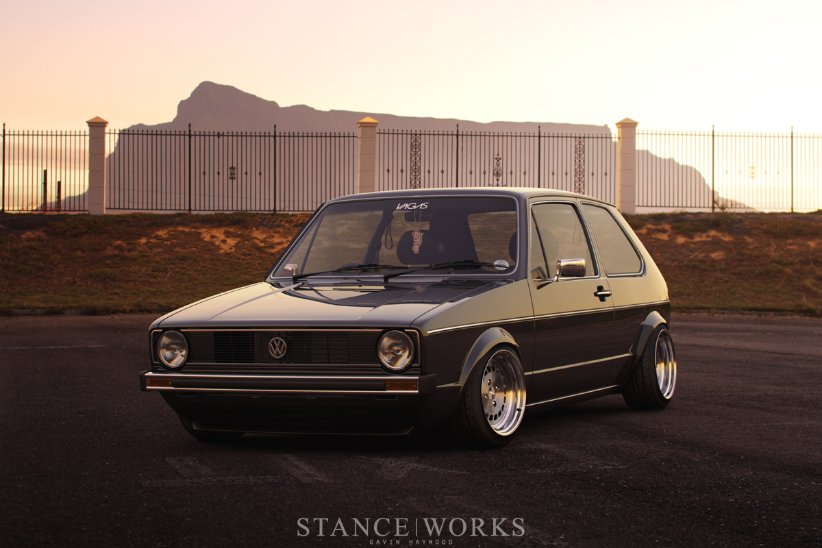 From The Ground Up Gavin Haywoods One Off Vw Mk1 Golf
