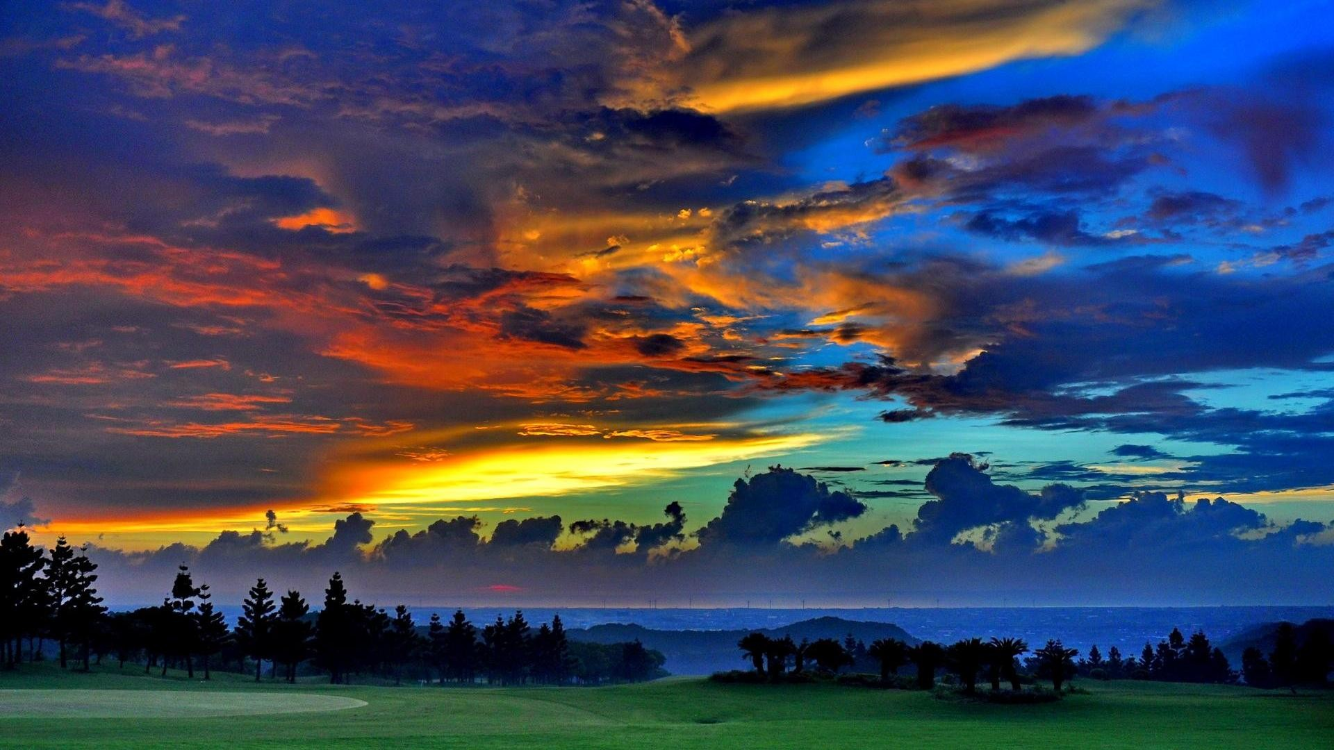 Golf Course Wallpaper Widescreen Minicat Hd Golf Desktop