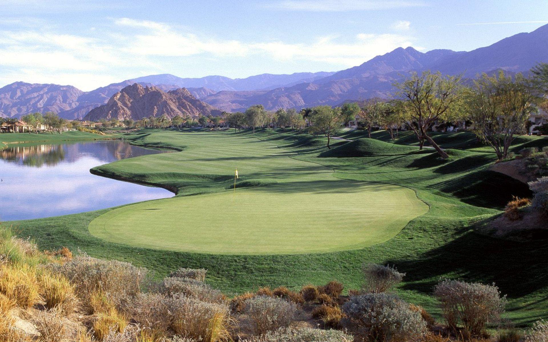 Course Golf Wallpaper 2090174 Hd Wallpaper