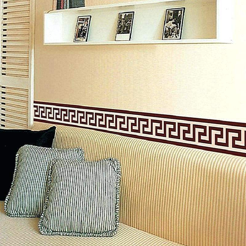 Wallpaper Border Wall Liner Sticker Decor Mural Home Border
