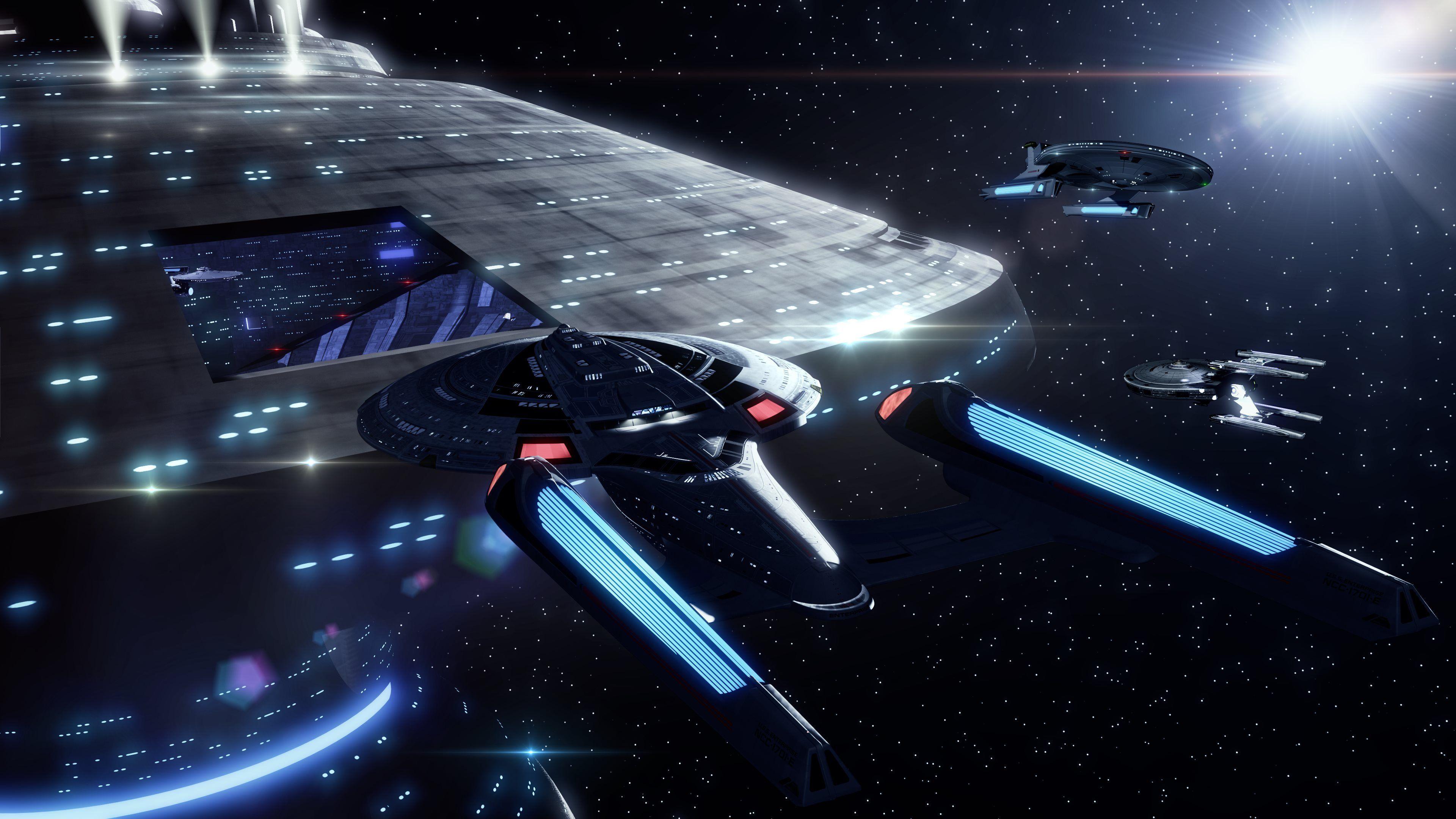 Star Trek Wallpaper 4k 2092019 Hd Wallpaper