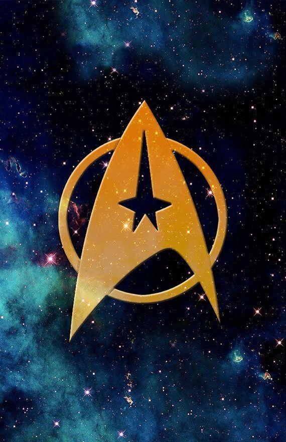 Starfleet Insignia Star Trek Logo Poster 2092690 Hd