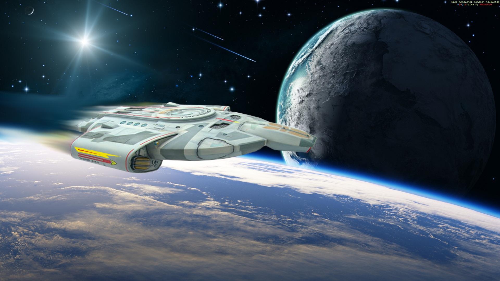 Star Trek Wallpaper - Hd Space Wallpaper For Pc , HD Wallpaper & Backgrounds