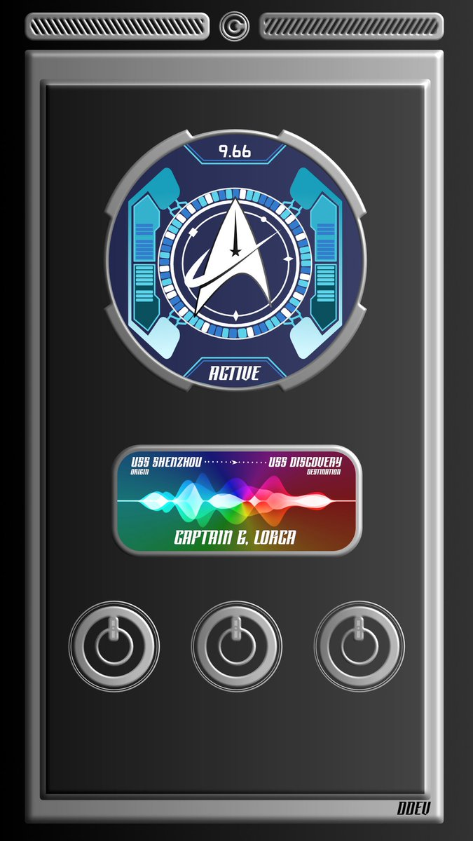 I Was Messaged A Good Bit To Do A Phone Wallpaper Of Star Trek
