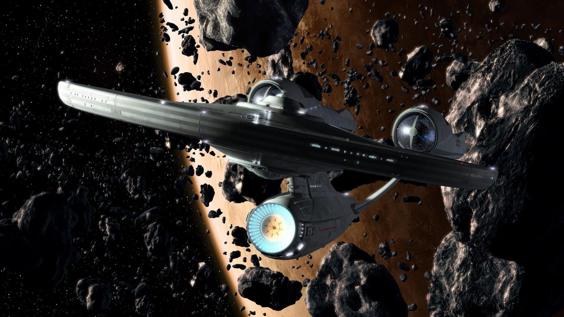 Star Trek Enterprise Wallpaper Star Trek 2009 Uss