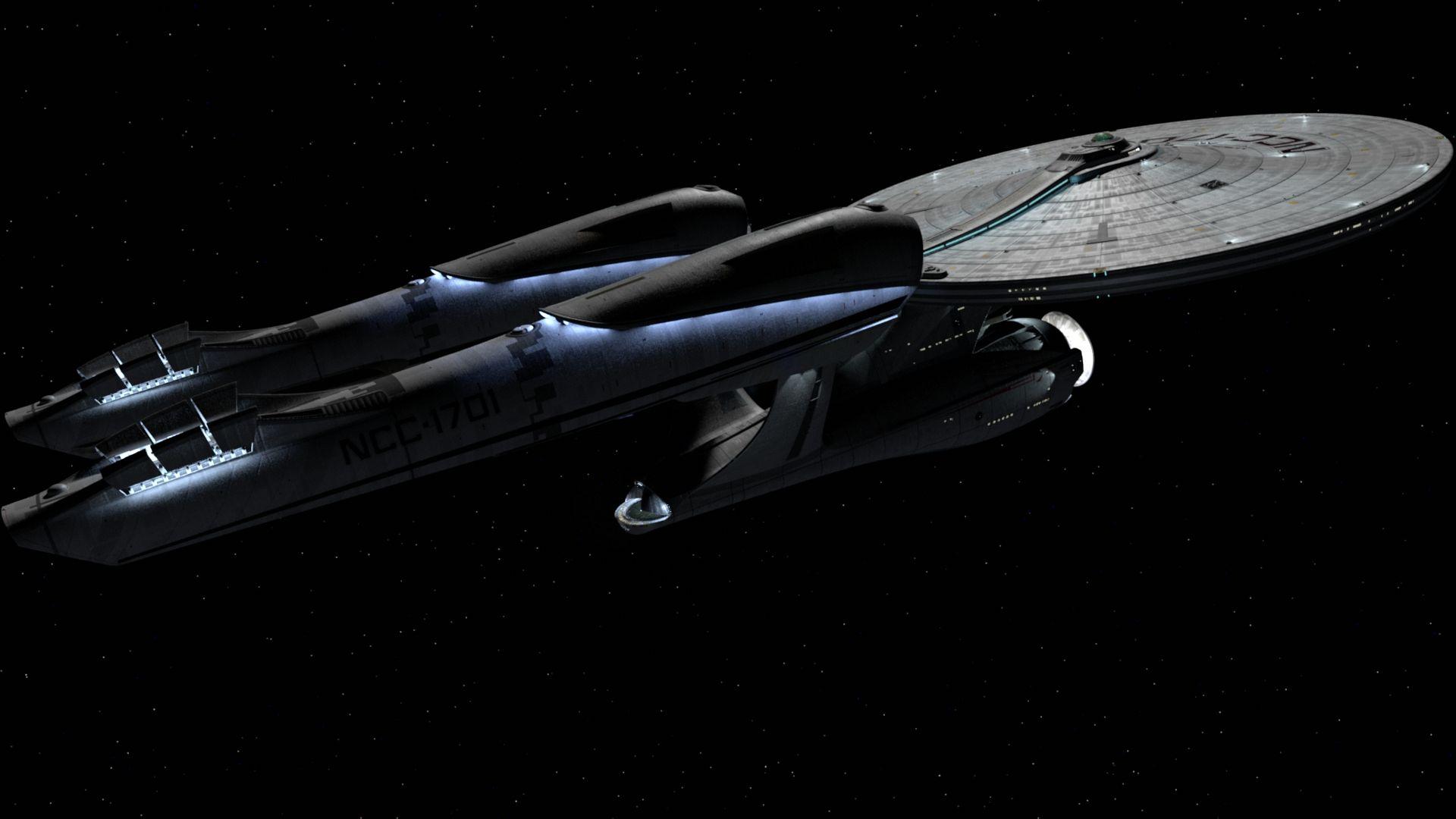 Star Trek Enterprise Wallpaper - Star Trek , HD Wallpaper & Backgrounds