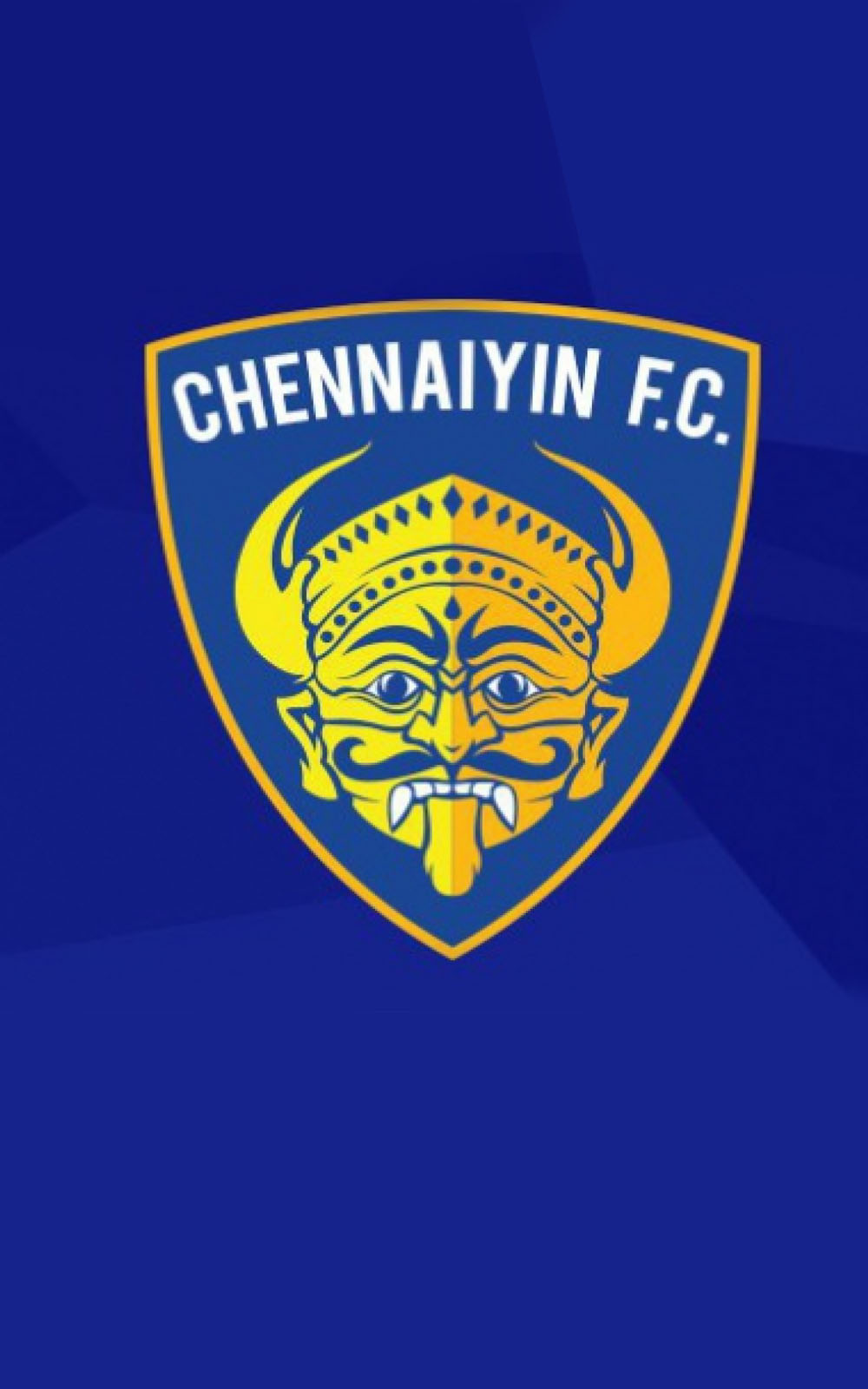 Download Wallpaper Chennaiyin Fc Logo 2095153 Hd Wallpaper