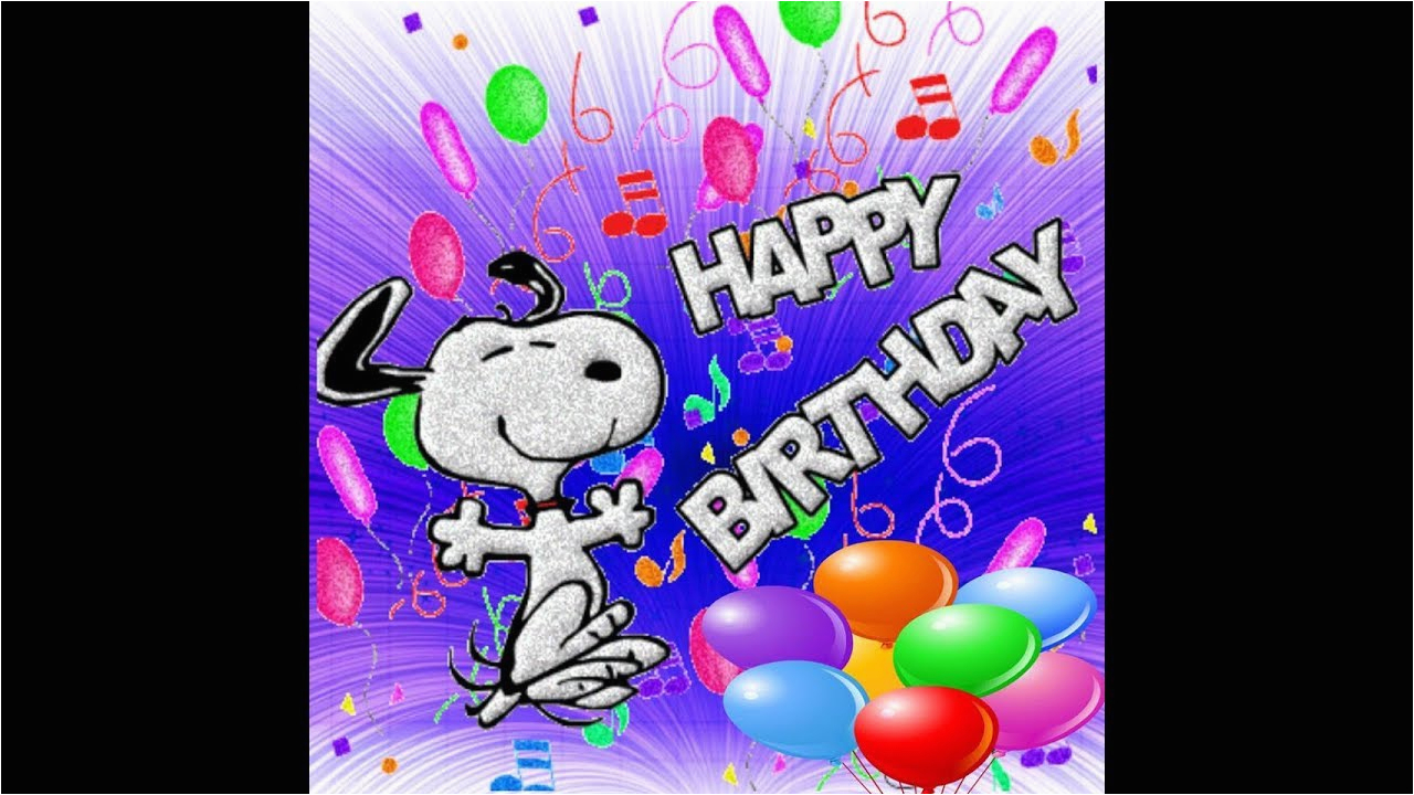 Animated Birthday Cards For Him Animation Happy Birthday - Cartoon  (#2095760) - HD Wallpaper & Backgrounds Download