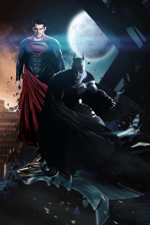 Batman Vs Superman Iphone Wallpaper Batman Vs Superman