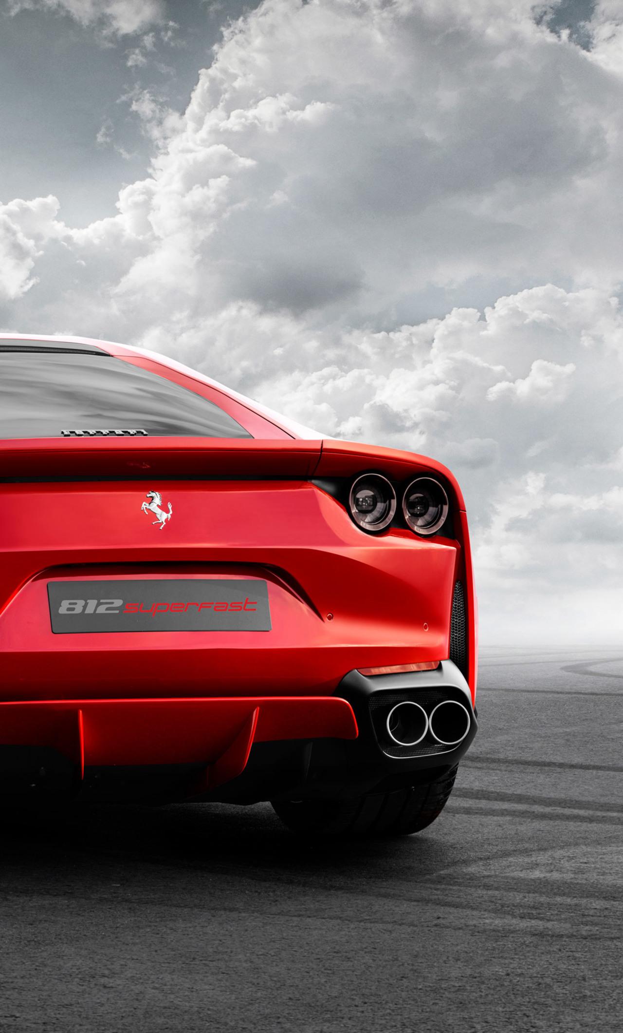 Download Wallpaper Ferrari 812 Superfast Preço 2099362
