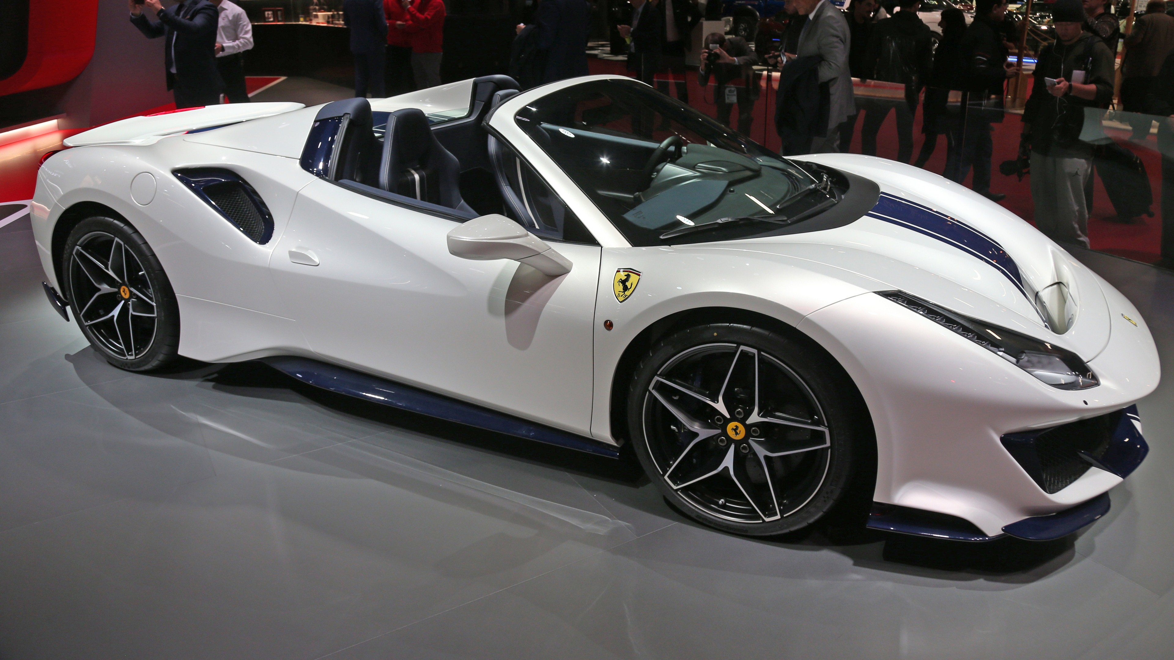 2019 Ferrari 488 Pista Spider 4k Car , Hd Ferrari Cars 2019