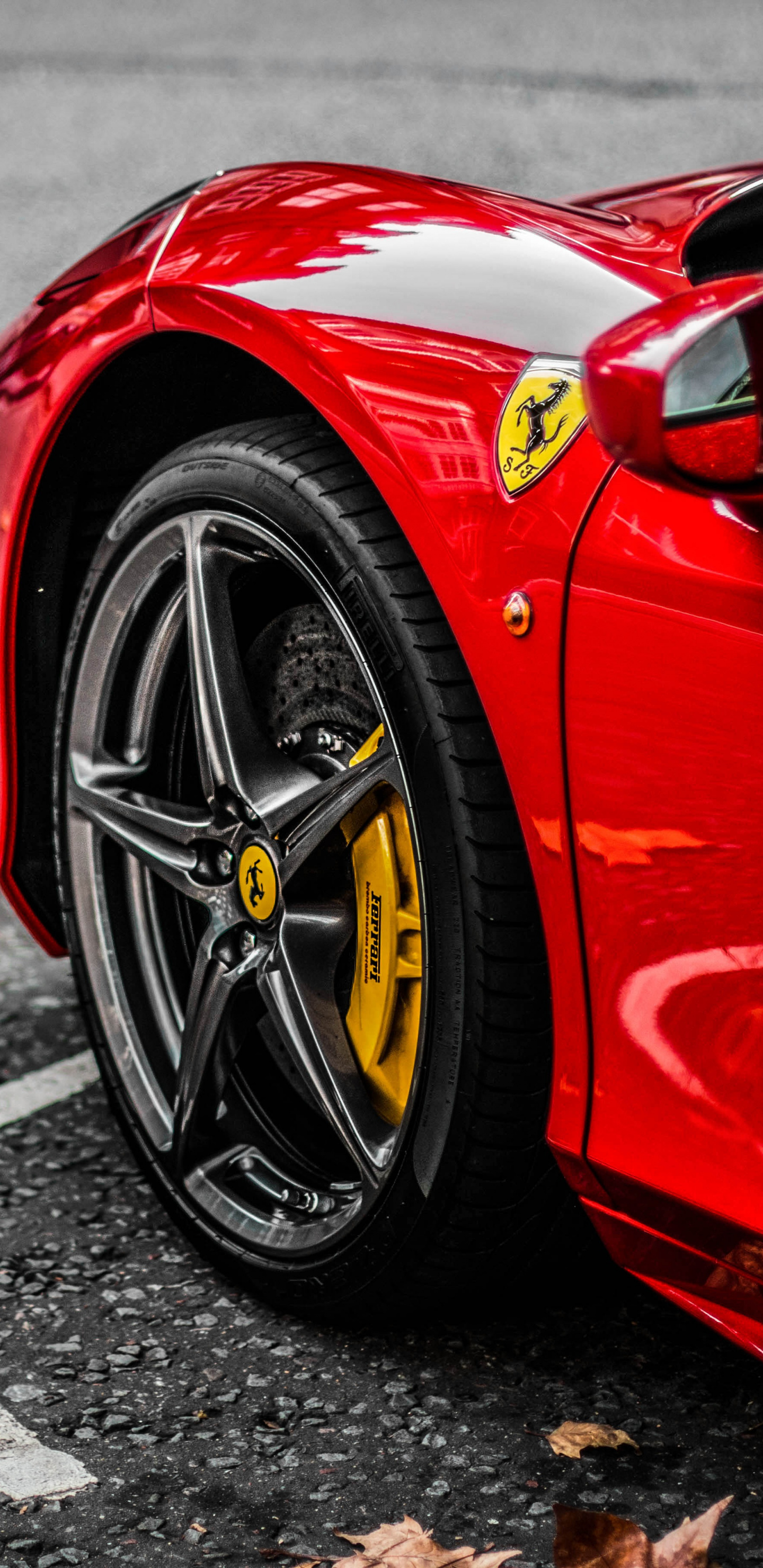 Red Supercar Ferrari Wheel Wallpaper Ultra Hd Ferrari Wallpapers 4k 2099607 Hd Wallpaper Backgrounds Download