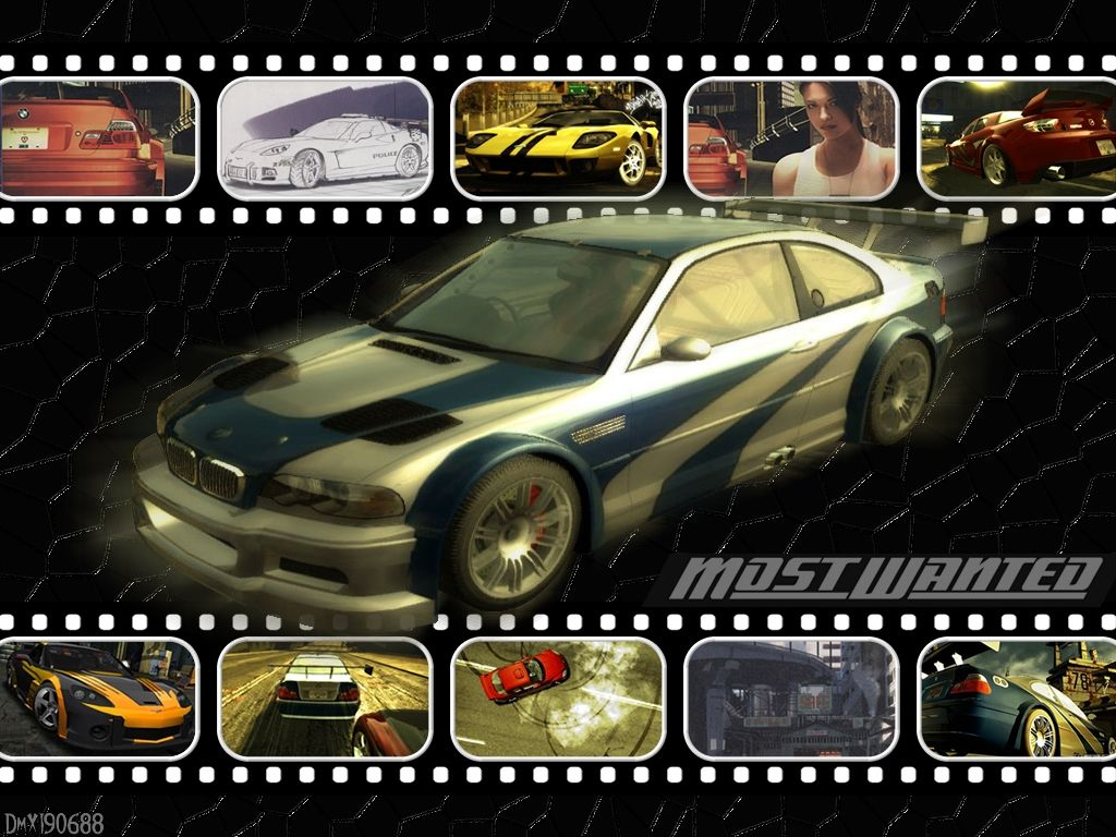 Need Need For Speed Most Wanted 2007 210250 Hd