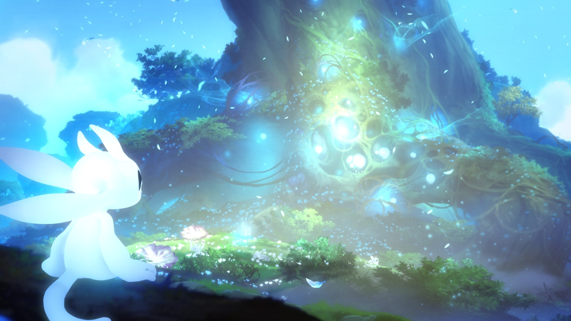 Ori And The Blind Forest Hd Wallpapers Ori And The Will Of The