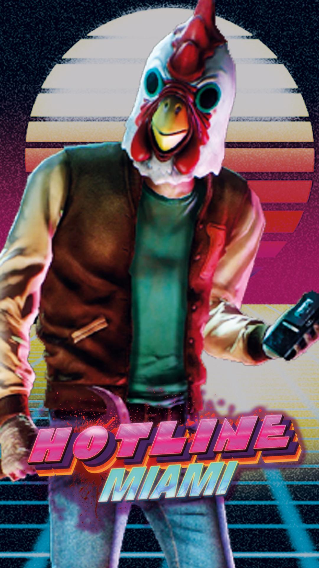 Jacket Wallpaper - Jacket Payday 2 Art , HD Wallpaper & Backgrounds