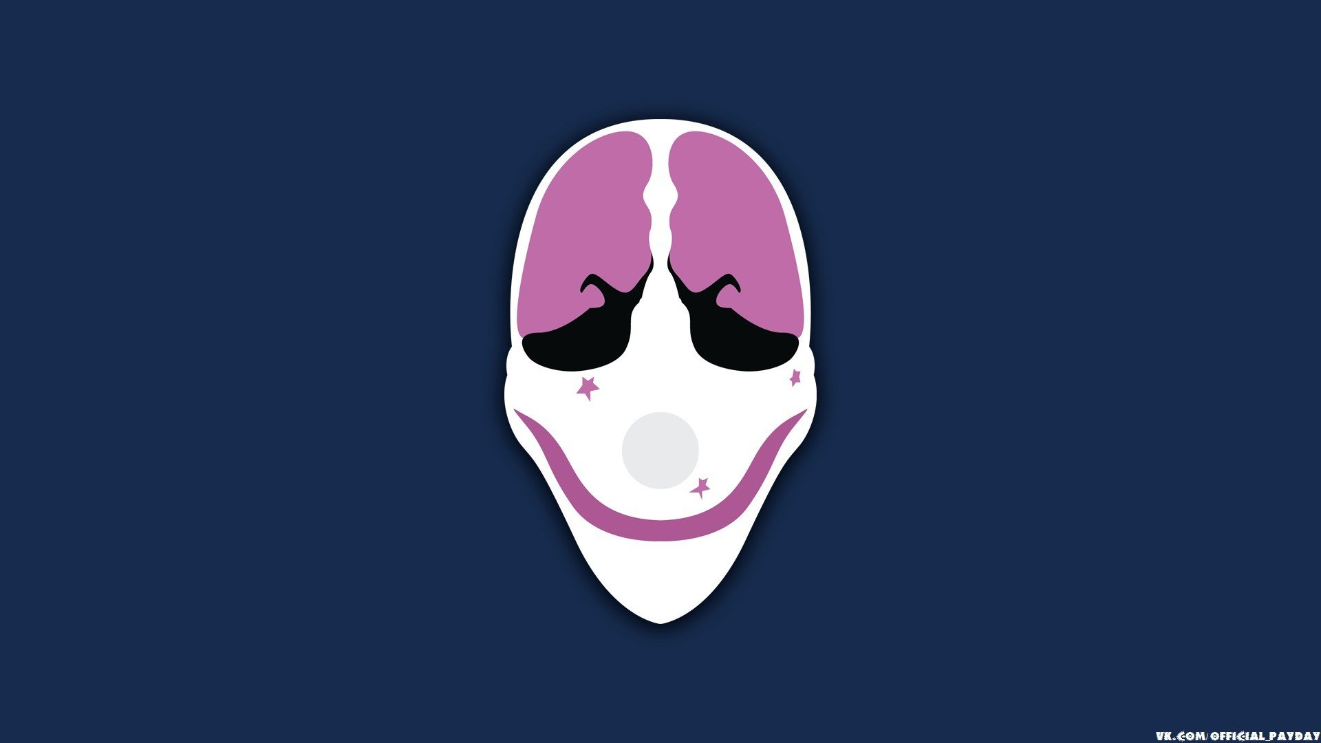 Video Games, Minimalism, Payday - Payday 2 Phone Wallpaper Hd , HD Wallpaper & Backgrounds
