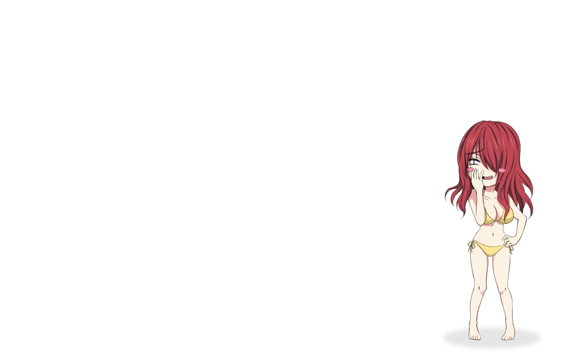 Anime, Food Wars - Rindou Kobayashi , HD Wallpaper & Backgrounds