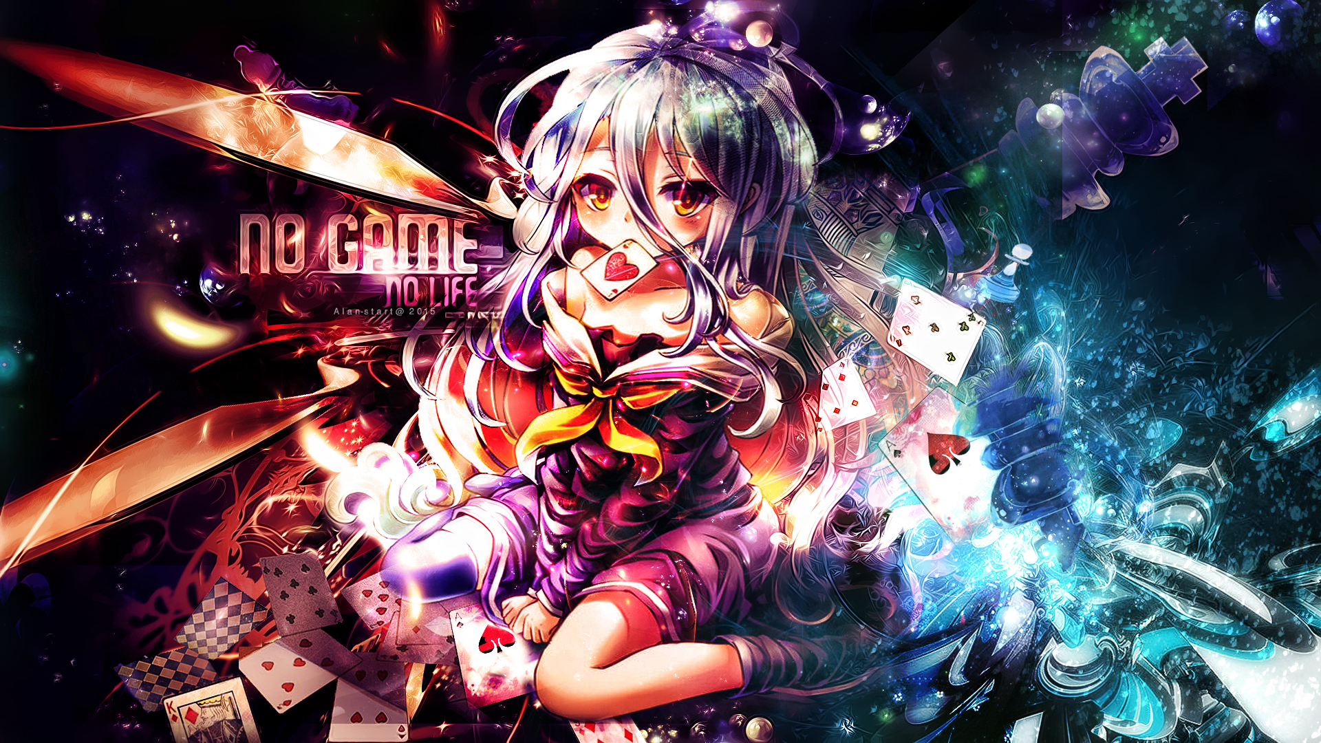 No Game No Life Wallpaper 215249 Hd Wallpaper