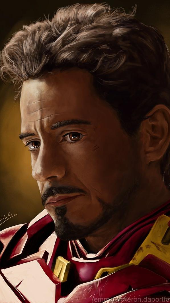 Download This Wallpaper Preview Tony Stark Wallpaper Sad