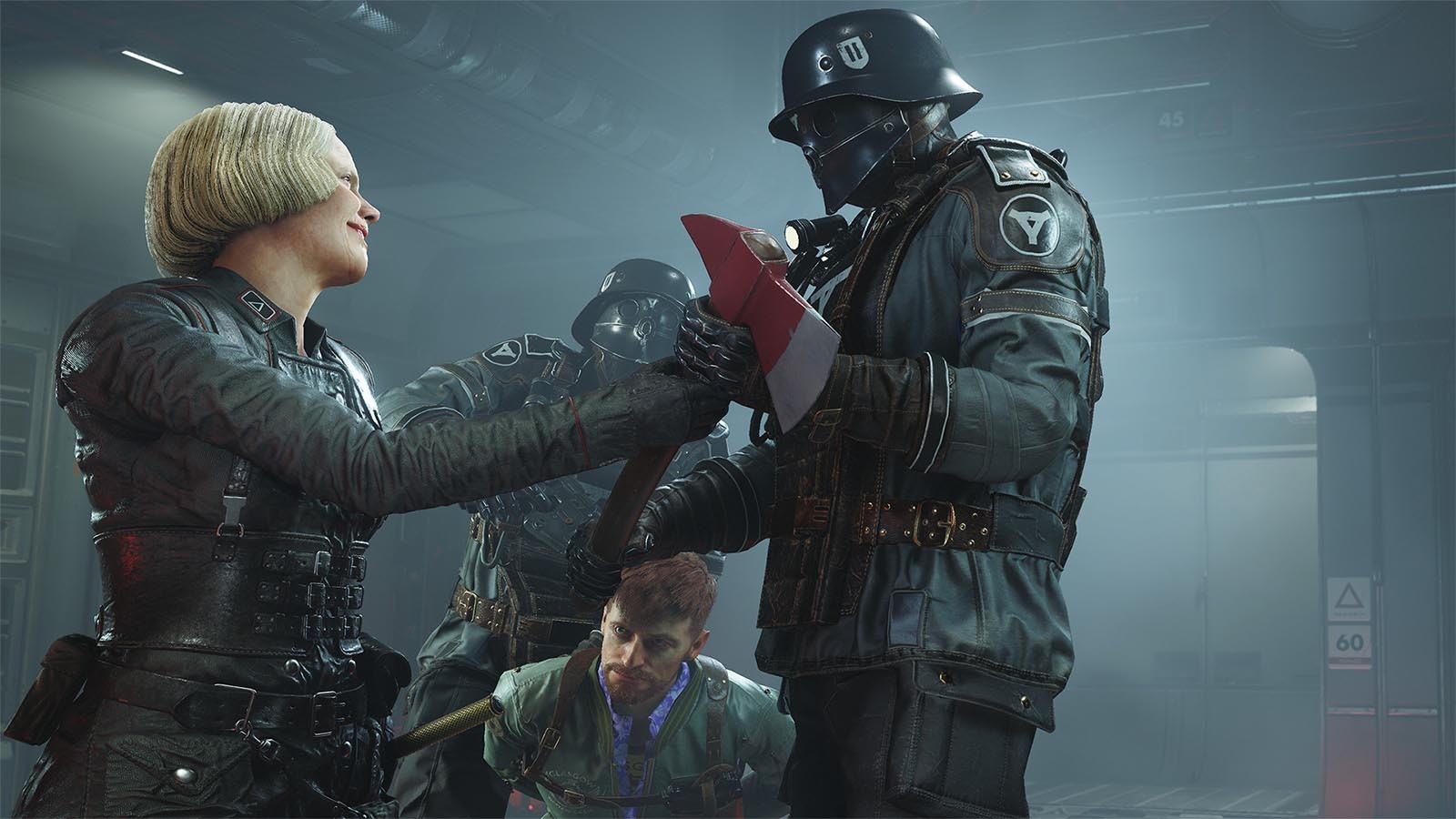 The New Colossus Hd Wallpaper Hd Wolfenstein Ii The New Colossus