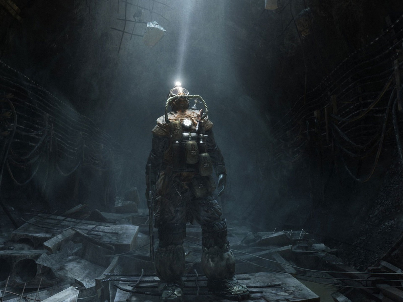 Wallpapers Hd Wallpapers Metro Last Light Game Metro Last Light