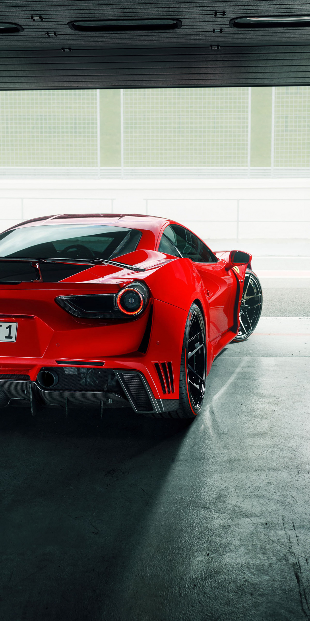 Ferrari 488 Gtb Sports Car Rear Wallpaper Ferrari 488 Gtb N 2100212 Hd Wallpaper Backgrounds Download
