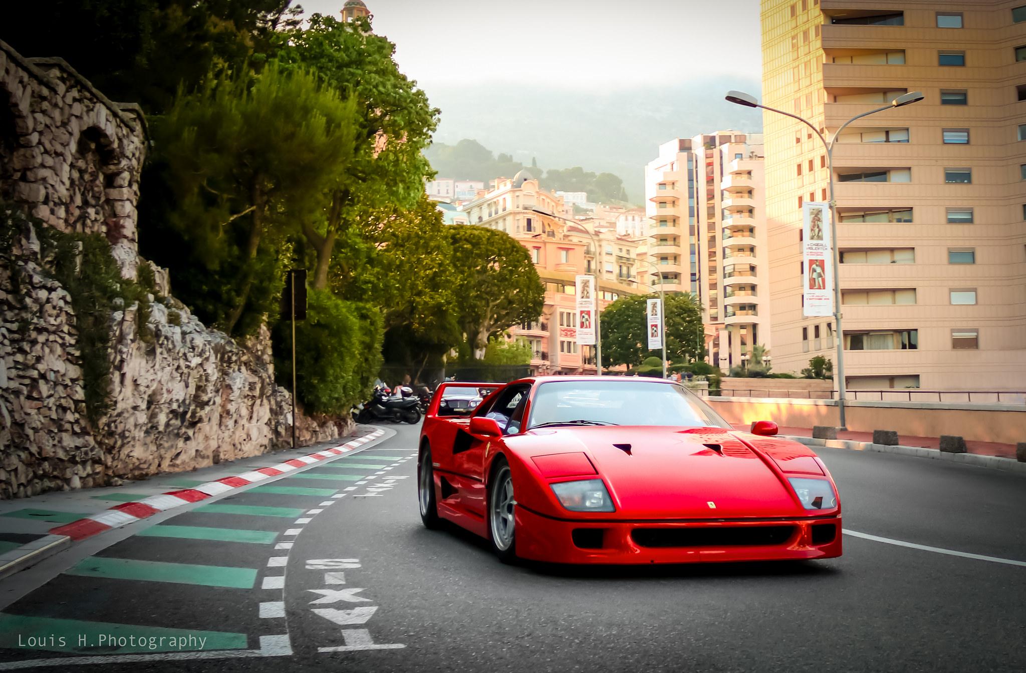 Ferrari F40 Wallpaper Ferrari F40 Wall Paper 2100861 Hd Wallpaper Backgrounds Download