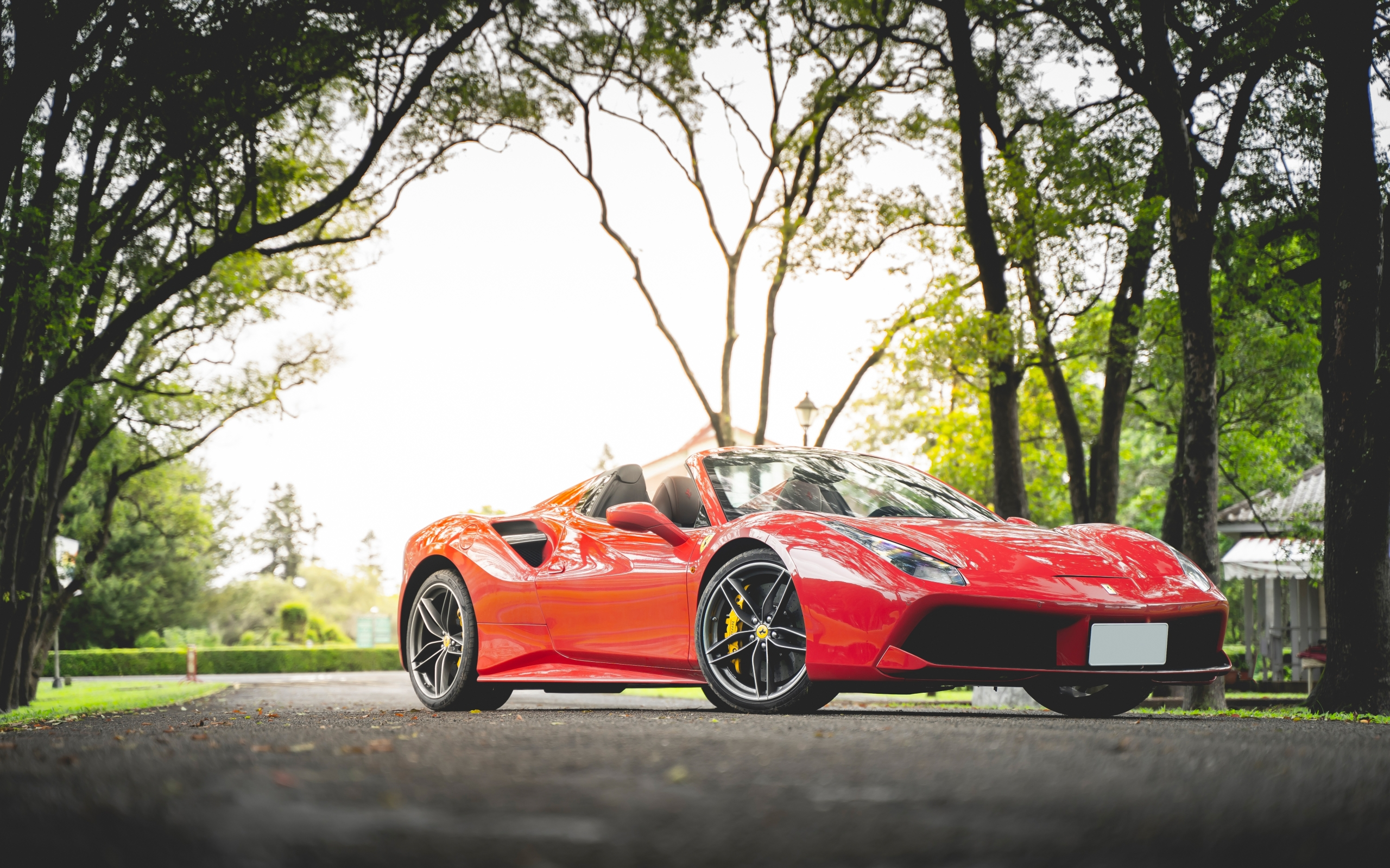 Wallpaper Of Ferrari Ferrari 488 Spider Red Car Ferrari 458 2100886 Hd Wallpaper Backgrounds Download