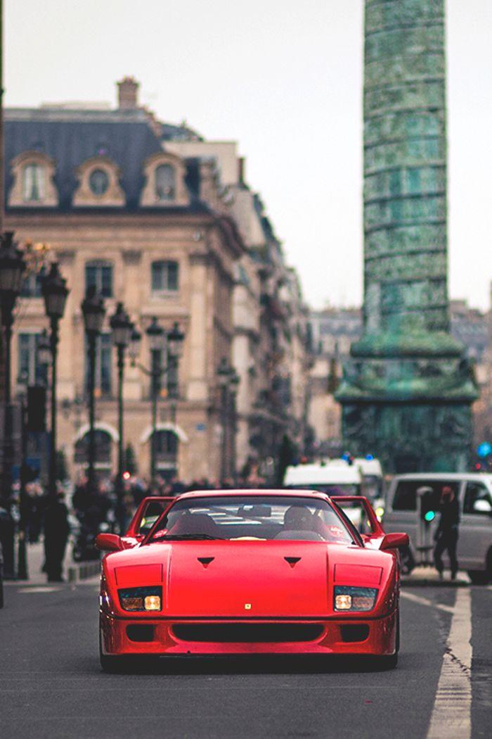 Ferrari F40 Wallpapers Widescreen 2101135 Hd Wallpaper Backgrounds Download
